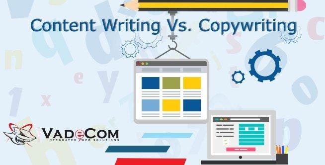 Copywriting Vs. Content Creation